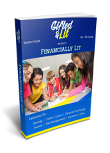 Load image into Gallery viewer, Financial Literacy Curriculum: 3rd - 5th Grade (Digital Download)