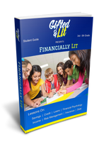 Financial Literacy Curriculum GRADES- 3rd-5th  (DIGITAL DOWNLOAD)            ALL SALES ARE FINAL. PLEASE MAKE SURE YOU CHOOSE THE RIGHT CURRICULUM FOR YOUR CHILD