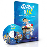 Gifted & Lit Volume 1 Bundle Sale (5 DVDs)