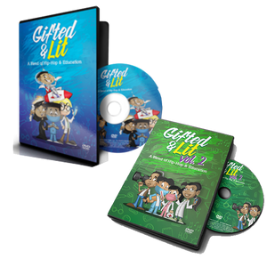 Gifted & Lit Volume 1 & 2 (Digital Download)