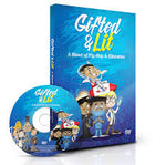 Gifted & Lit Volume 1 DVD