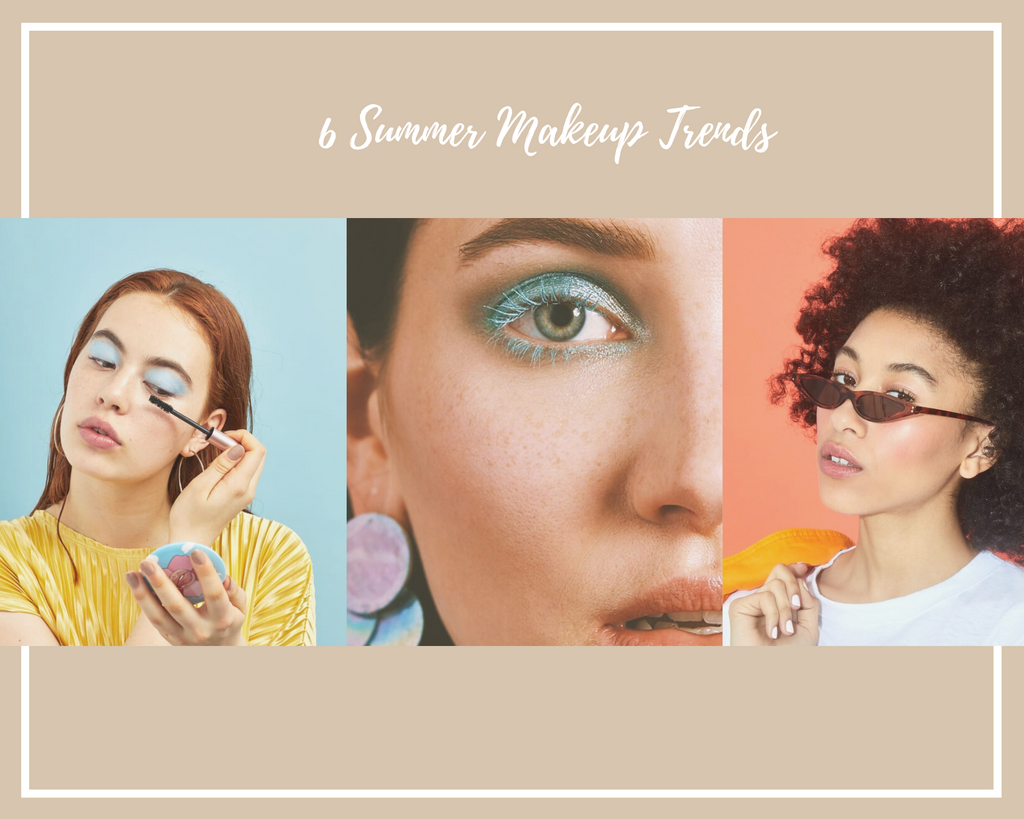 6 Summer Makeup Trends