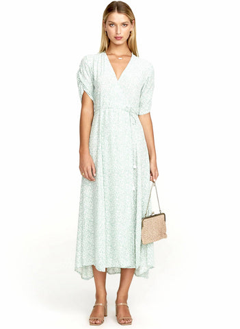 Chiara Midi Dress - Harvest Beauty