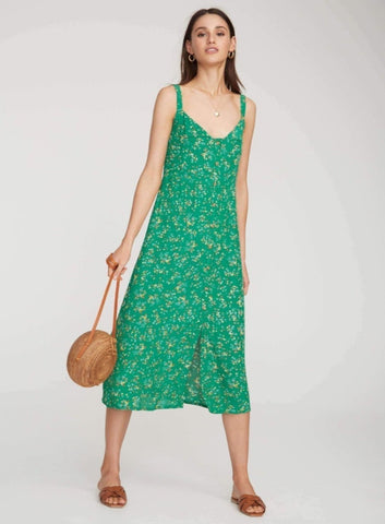Este Midi Dress - Harvest Beauty