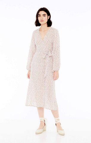 Le Figaro Midi Dress - Harvest Beauty