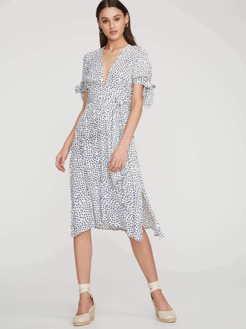 Nina Midi Dress - Harvest Beauty