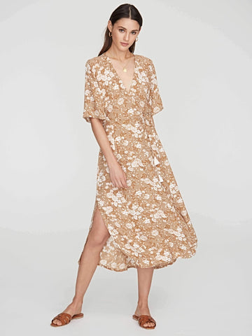 RIVERA MIDI DRESS ETTA FLORAL