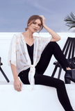 Othelia Wrap Top - Harvest Beauty