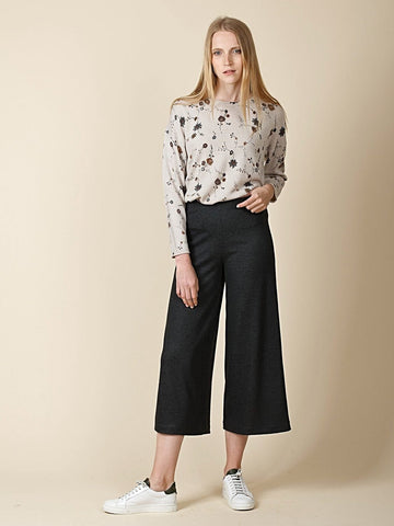 Wide Leg Pants - Harvest Beauty