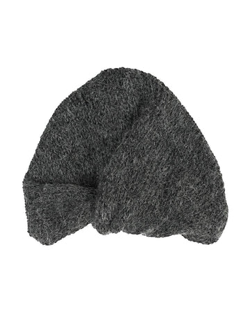 Turban Cap in Grey - Harvest Beauty