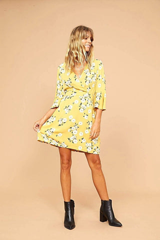 Summer Bloom Dress - Harvest Beauty