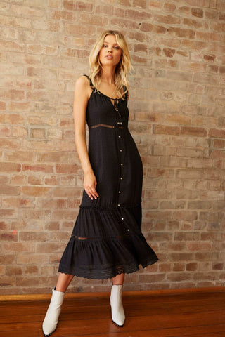 Darling Maxi Dress - Harvest Beauty