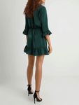 Melody Ruffle Dress - Harvest Beauty