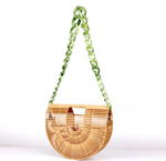 Bamboo Shoulder Bag - Harvest Beauty