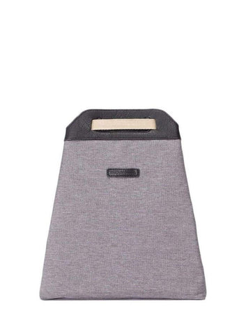 Calina Slate Backpack In Grey One Size / Grey Bags