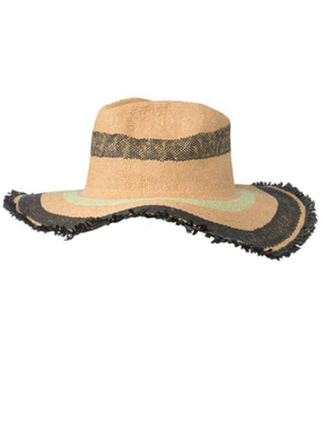 STRAW HAT - Harvest Staw Hat  SKU#  990984-815  Color - warm taupe  100% Paper Straw Hat  Imported  Do not wash