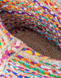 HANDMADE JUTE BASKET BAG - Harvest Beauty