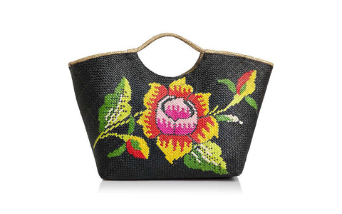Liliana Large Tote - Harvest Beauty