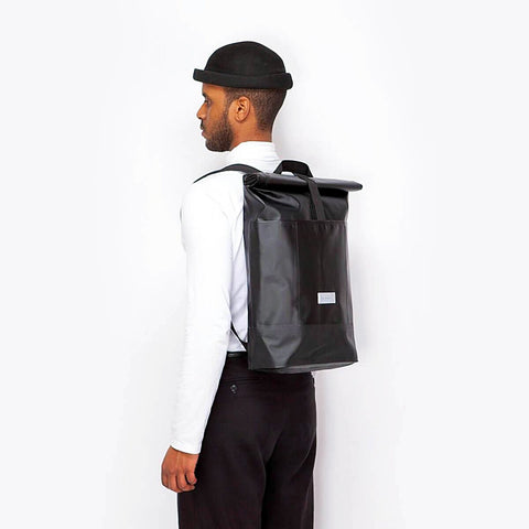 HAJO BACKPACK SEAL SERIES IN BLACK - Harvest Beauty