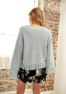 Be Free Knit Jumper