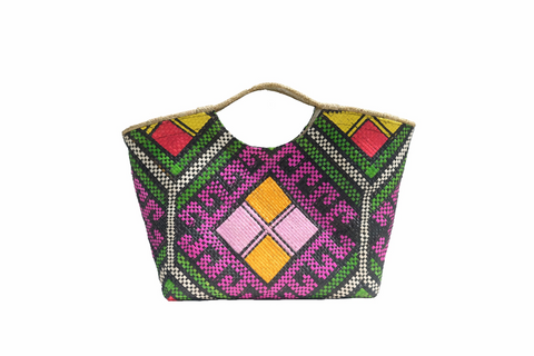 Lilliana Large Tote - Harvest Beauty
