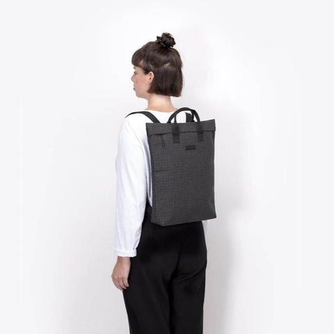 TILL BAG IN DARK GREY - FELT SERIES