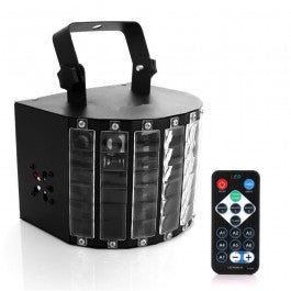 DERBY BUTTERFLY DISCO LED Effect Light DMX