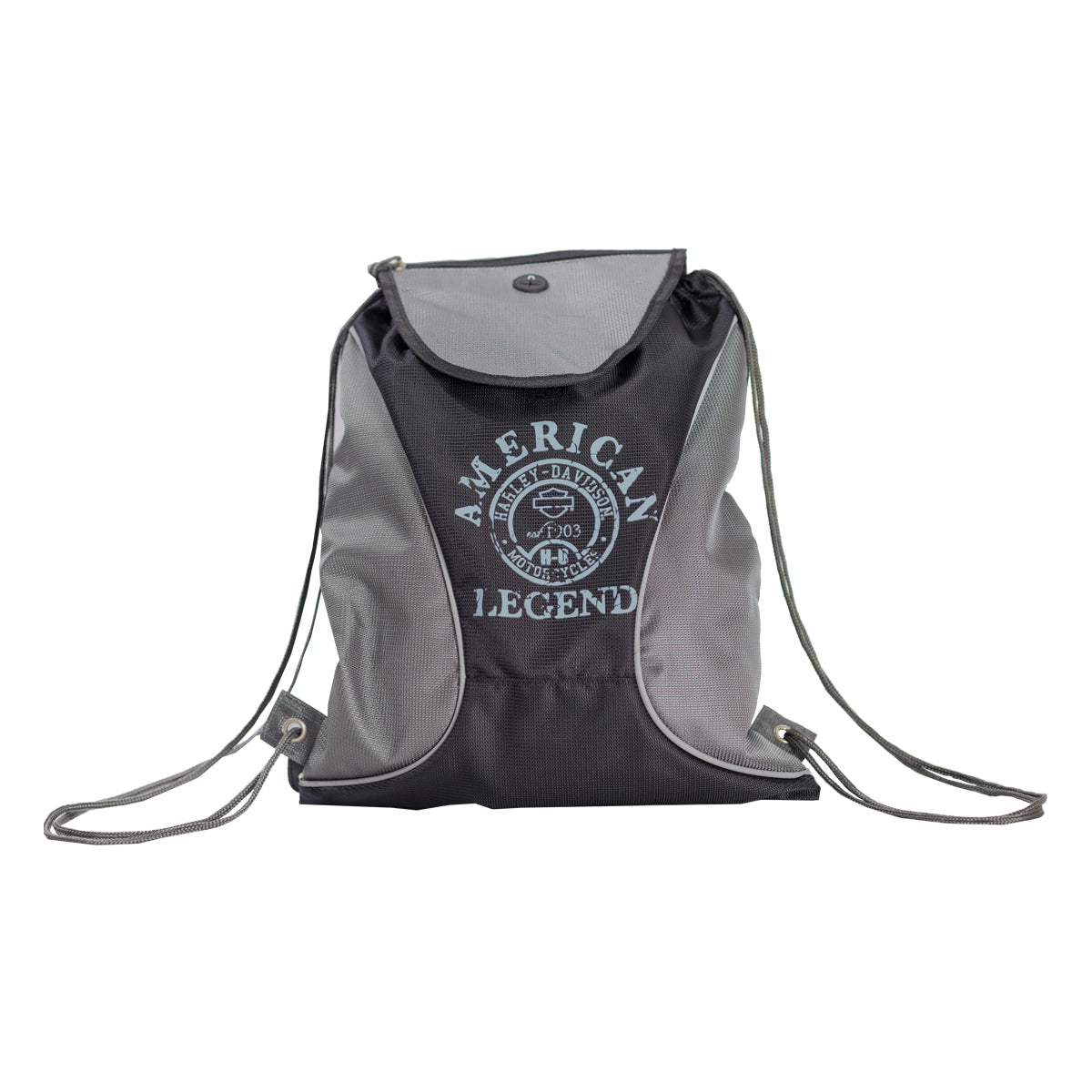 Sling Backpack UPC SILVER/BLACK