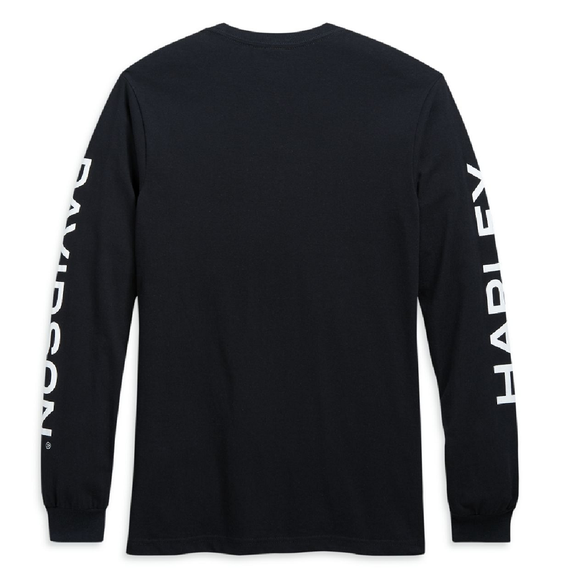 Hyphen Crew Long Sleeve Tee