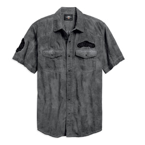 Let's Ride Woven Shirt