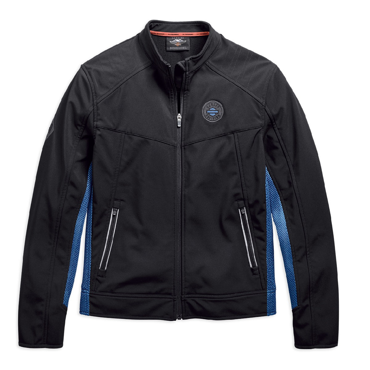 Logo Badge Soft Shell Jacket