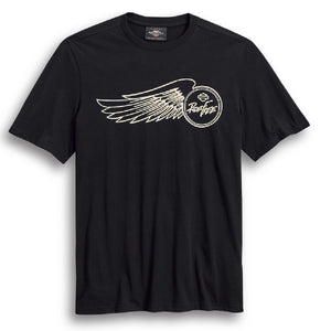Ride Free Short Sleeve Crew-Neck T-Shirt