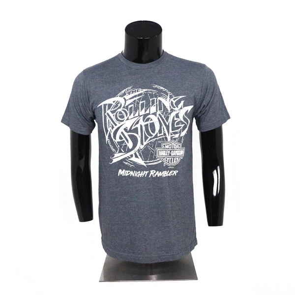 HD Midnight Rambler  S/S Mens