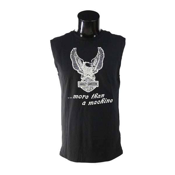 More than a Machine Slim Fit Sleeveless Tee