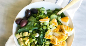 MCT Oil Salad Dressing Recipes