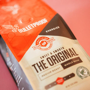 Bulletproof The Original Coffee Whole Bean