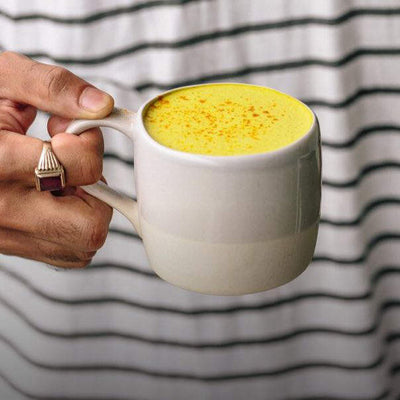 Bulletproof Turmeric Latte Recipe