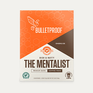 Bulletproof Mentalist Coffee Pods