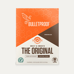 Bulletproof Original Coffee Pods