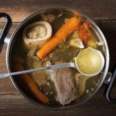 Homemade Collagen Bone Broth Recipe