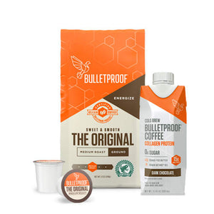 Bulletproof Coffee Collection