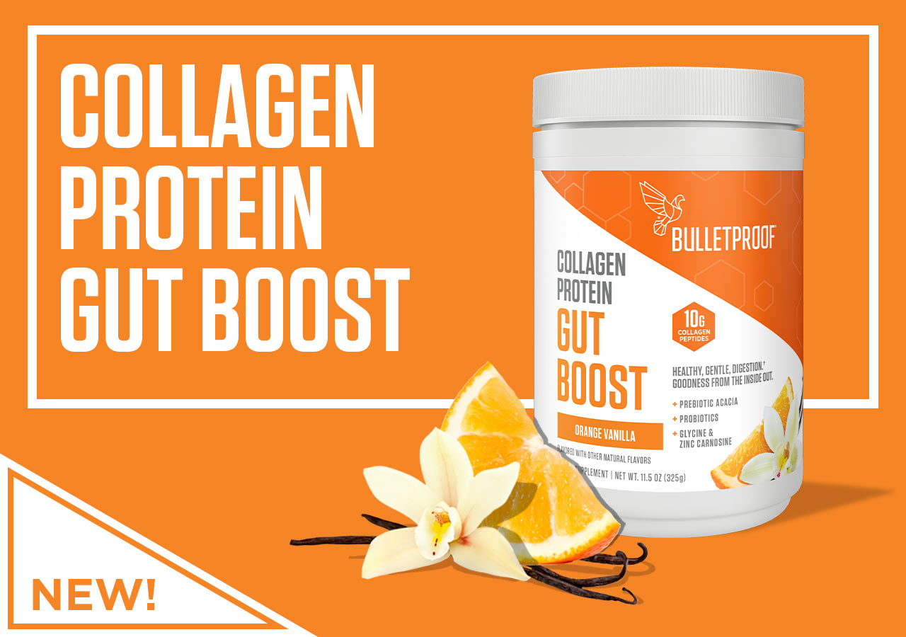 New! Collagen Protein Boosts