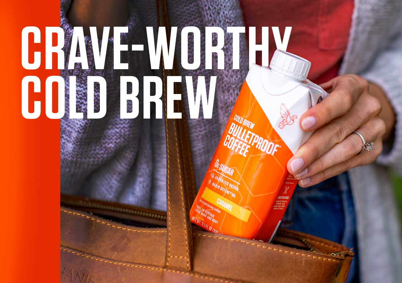 Bulletproof Cold Brew