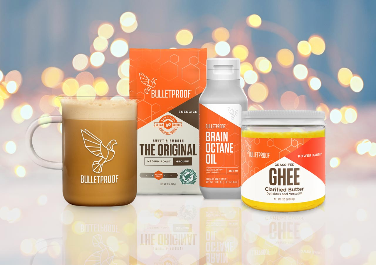 Bundle and Save on Bulletproof Favorites