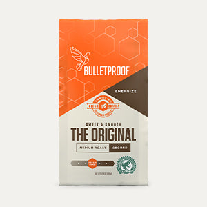 Bulletproof Coffee Original Ground 12oz bag