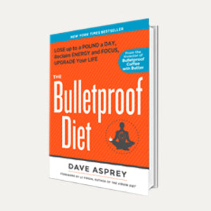 Bulletproof Diet Book - Paperback