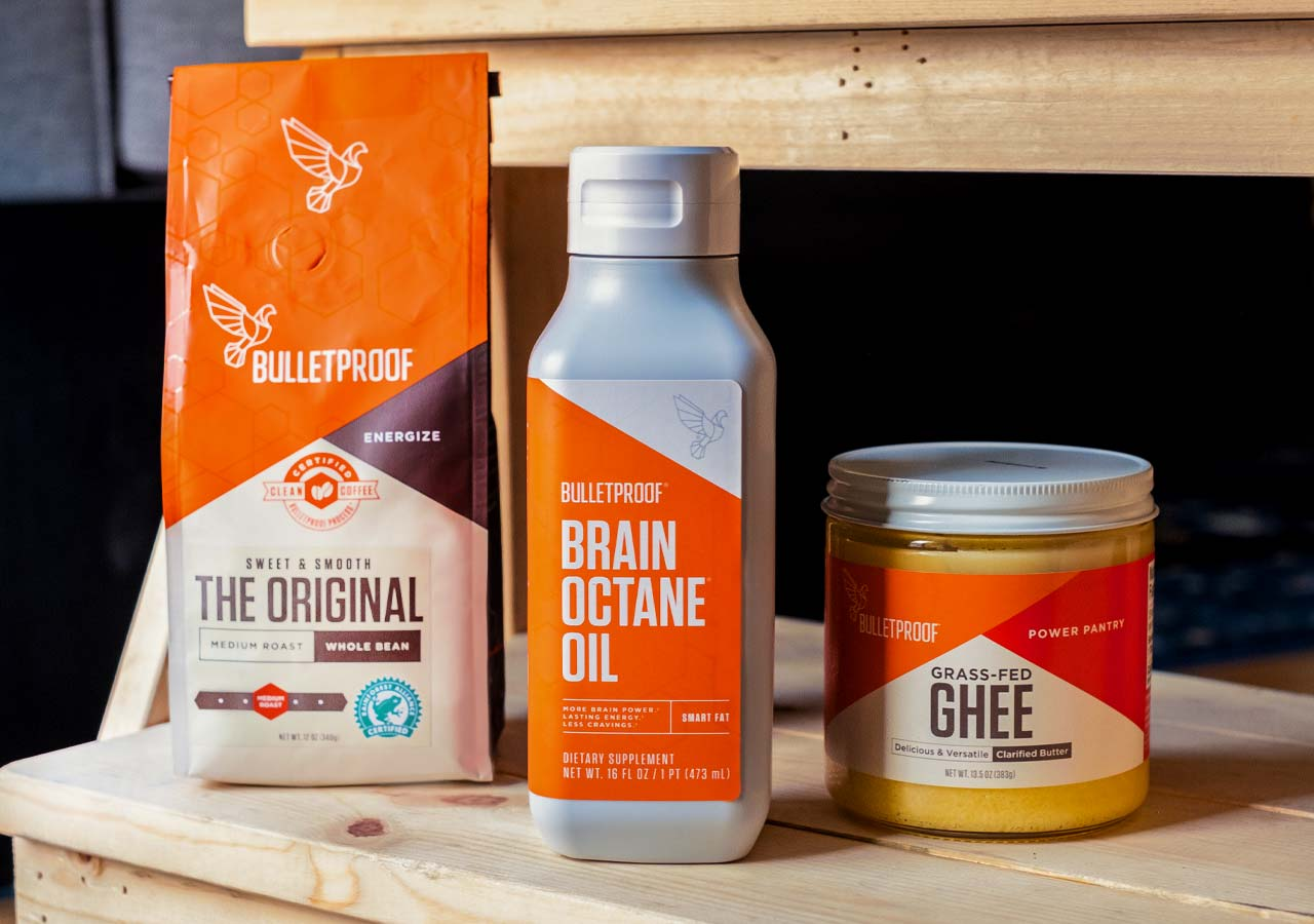 Bulletproof Coffee Kits