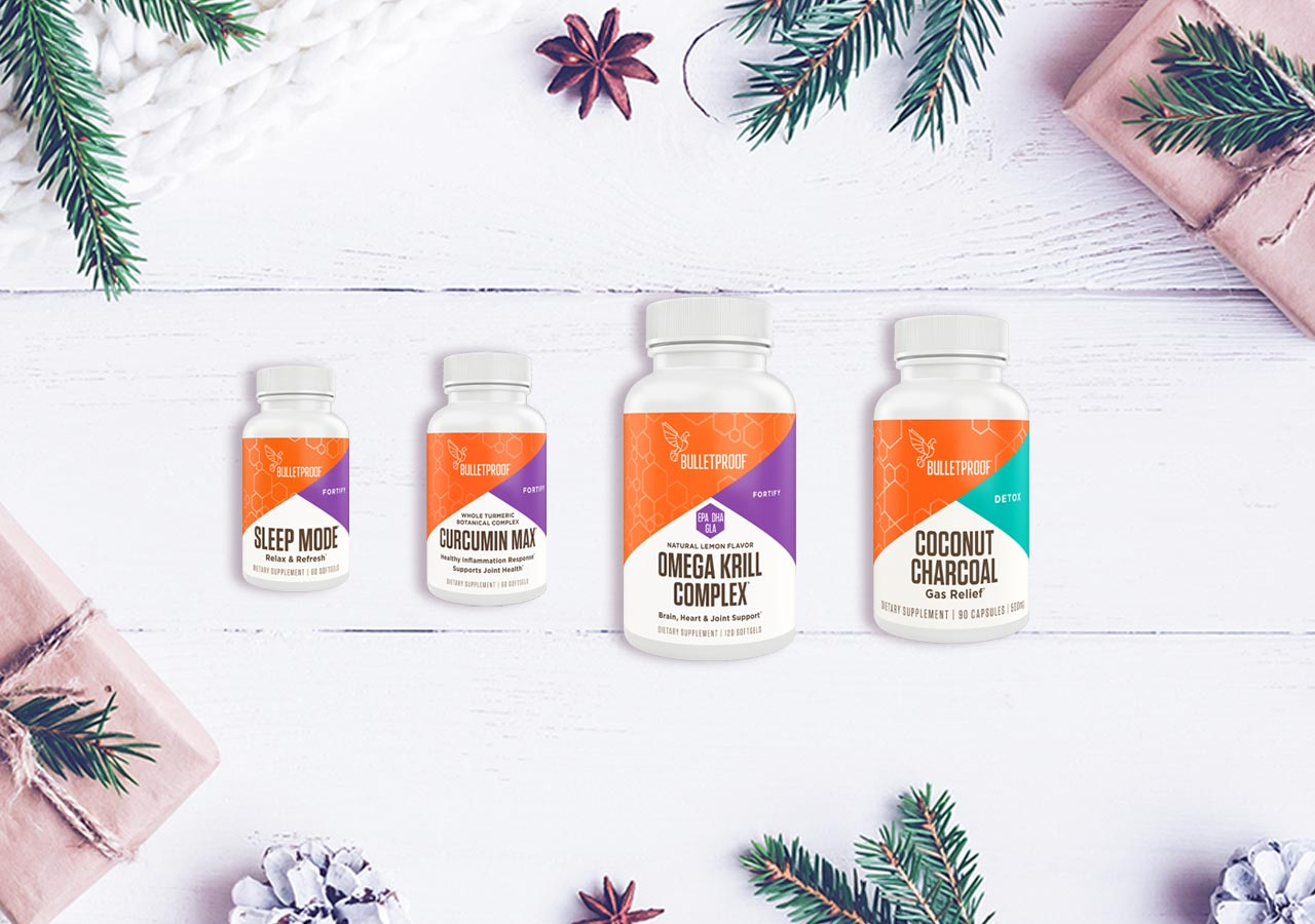 Thrive over the holidays