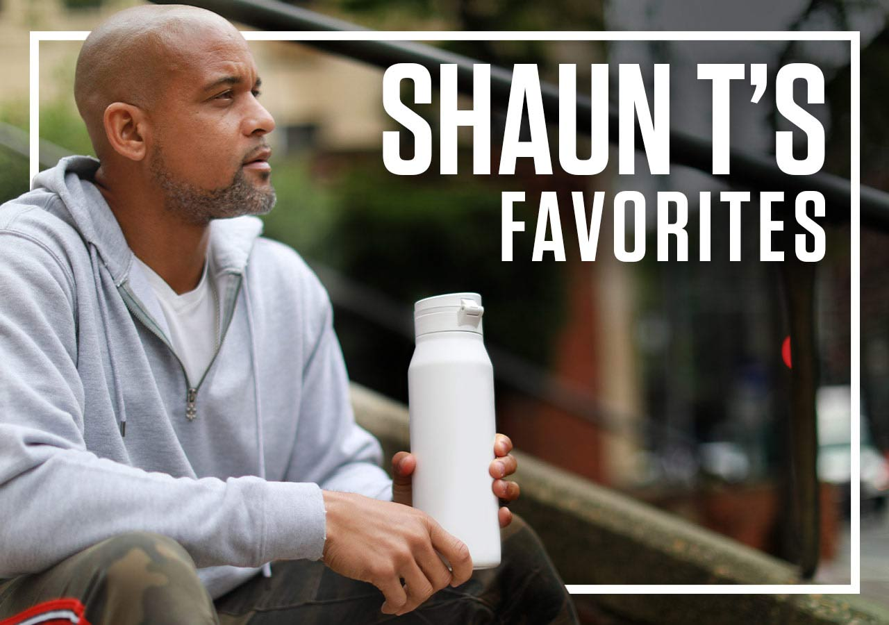 Bulletproof Shaun T's Favorites