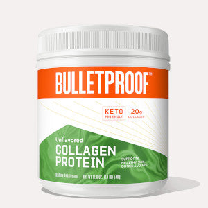 Bulletproof Unflavored Collagen Protein 17.6 oz.